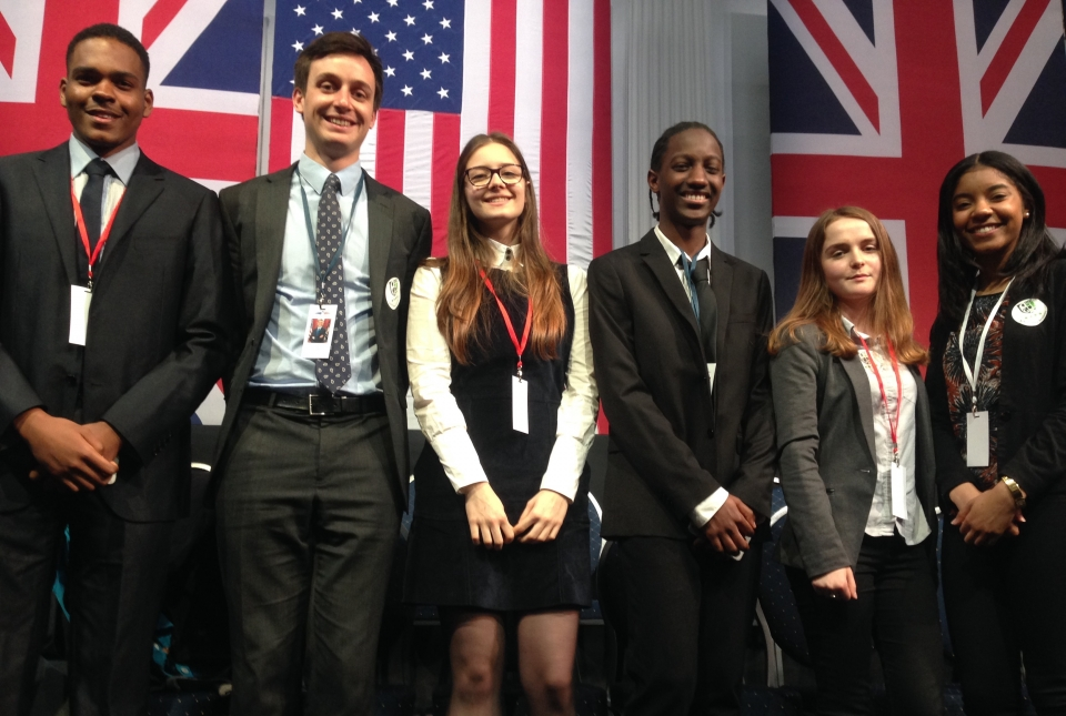 Ark Putney students meet President Barack Obama! | Ark